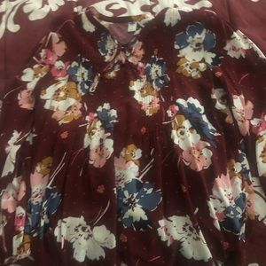 Women's Old Navy Blouse Large